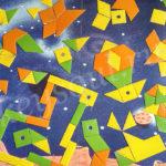Игра мозартика Космос серебряные линии
